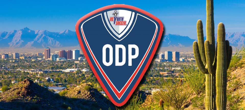 40 Players Selected for Region IV ODP Camps