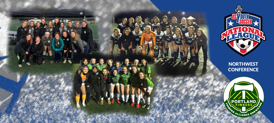 Spokane Sounders Celebrate Successful Northwest Conference Weekend