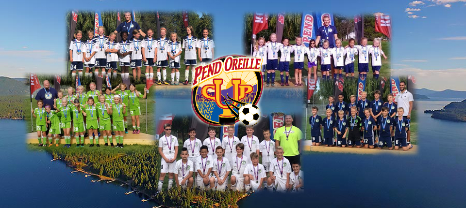 Young Sounders & Shadow Teams Find Success at Pend O'Reille Cup