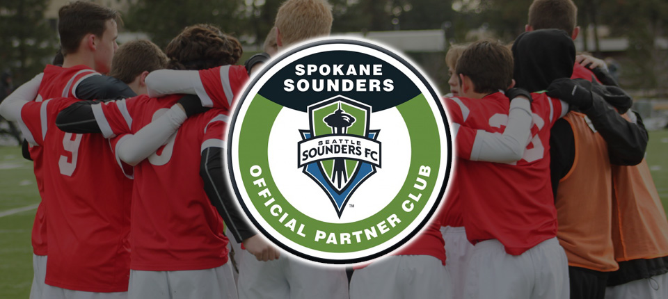 Spokane Sounders announce the 2016-2017 coaching lineup for U11 RCL and above