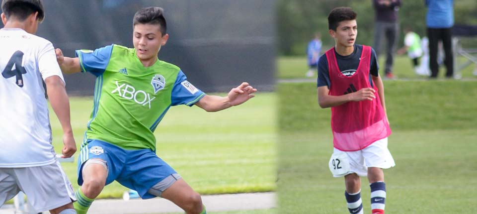 Shadow Alum Serrano Leading Nation in DA Scoring for Sounders FC