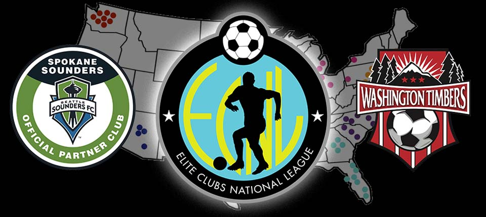 Boys ECNL Adds Spokane Sounders to Newly Formed NW Conference